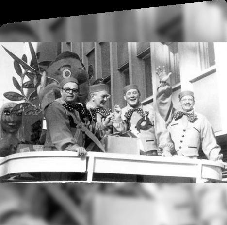 1969 - Historie der Kölsche Grielächer e.V.