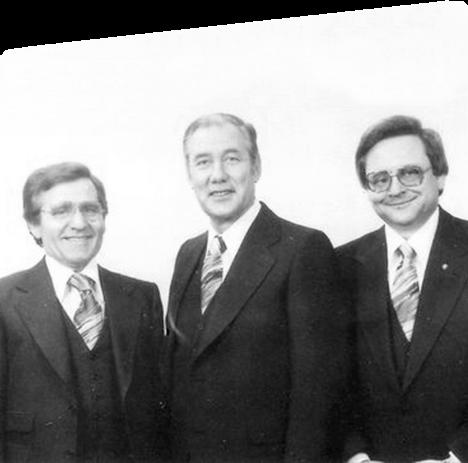 1976 - Historie der Kölsche Grielächer e.V.
