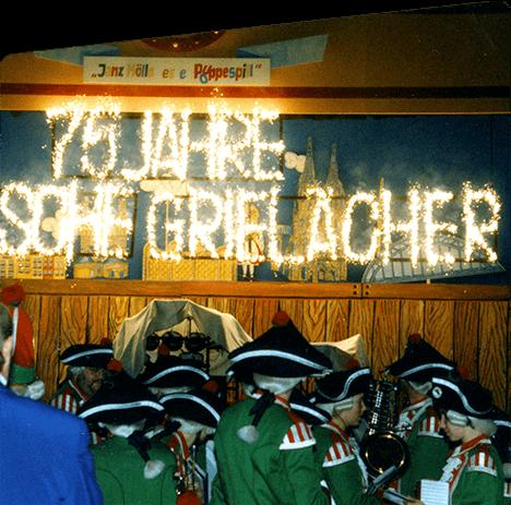 2002 - Historie der Kölsche Grielächer e.V.