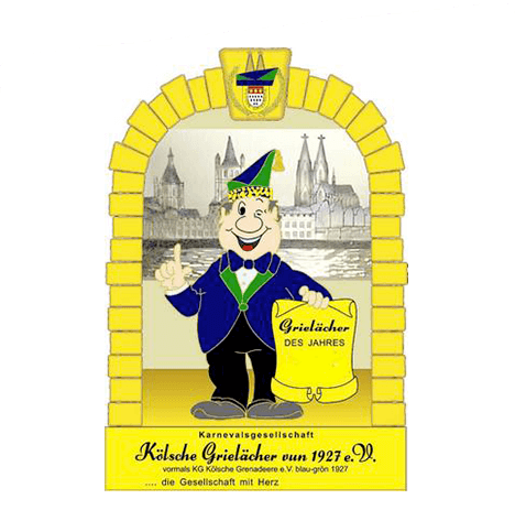 2005 - Historie der Kölsche Grielächer e.V.