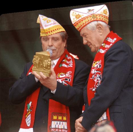 2007 - Historie der Kölsche Grielächer e.V.