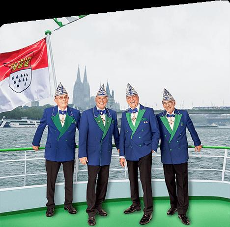 2017 - Historie der Kölsche Grielächer e.V.