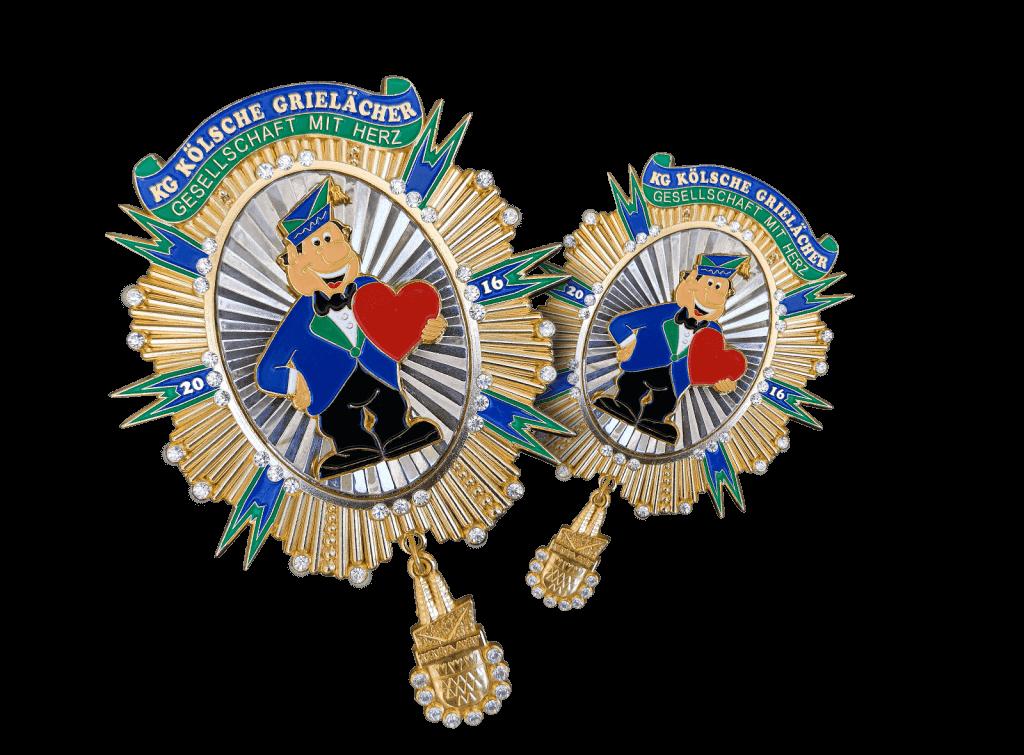 Orden 2016 - Koelsche_Grielaecher e.V.