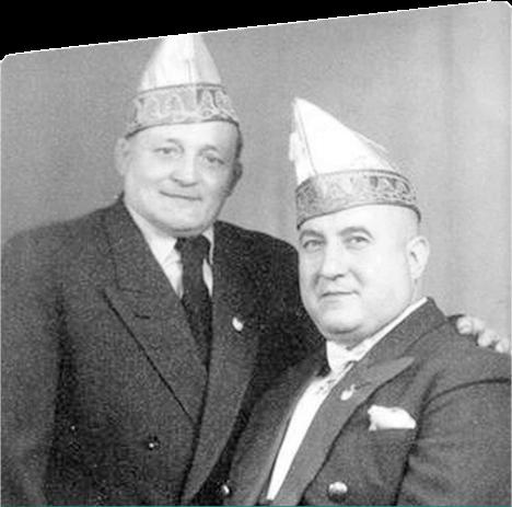 1927 - Historie der Kölsche Grielächer e.V.