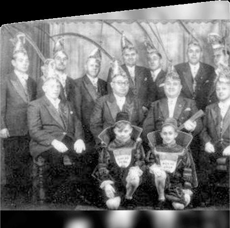 1929 - Historie der Kölsche Grielächer e.V.